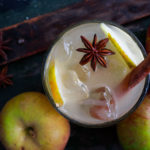 kruidige winter mocktail appel kaneel