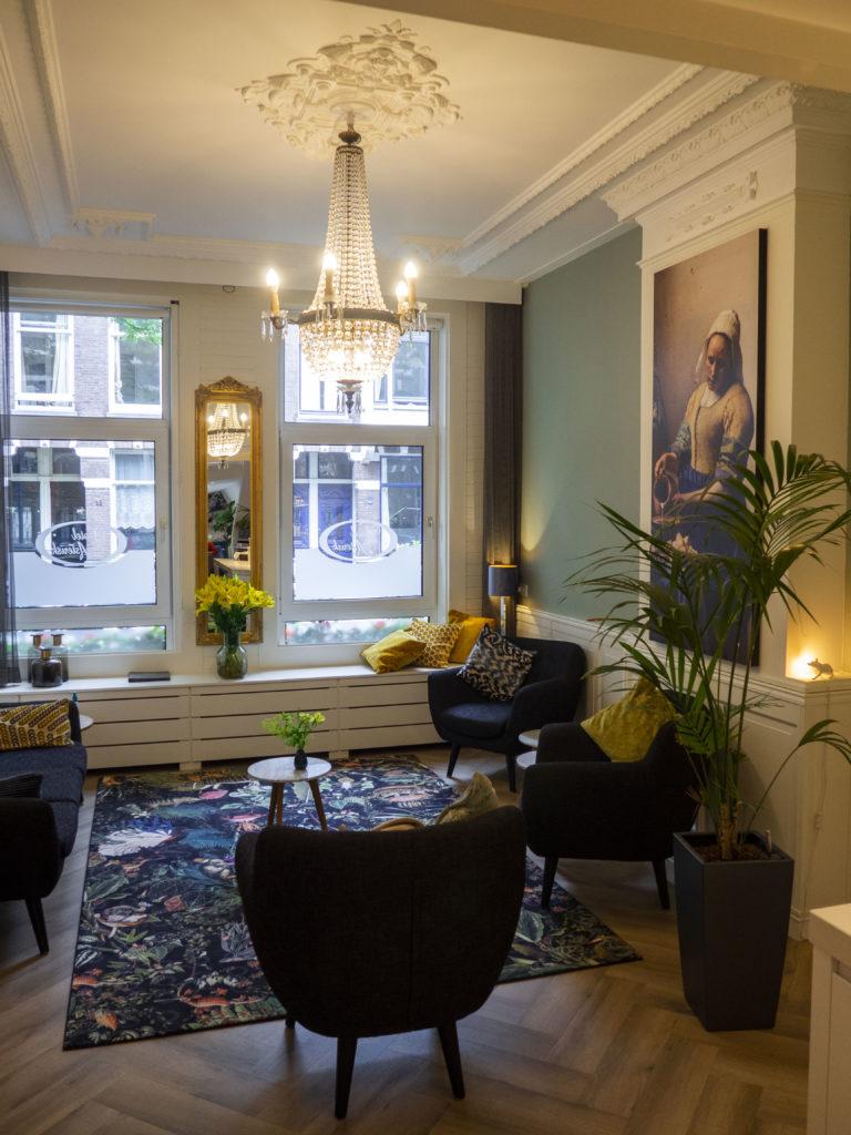 Overnachten bij Hotel Asterisk in Amsterdam