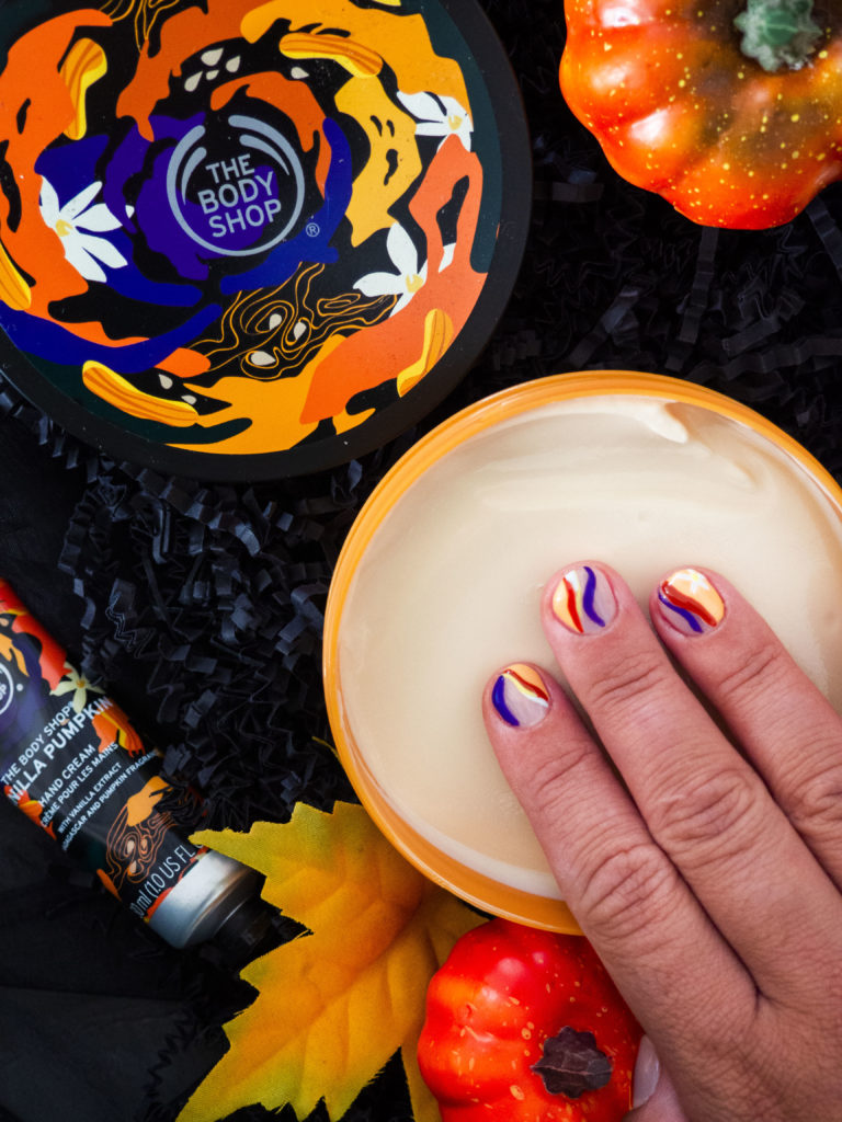 Tip voor de herfst: The Body Shop Vanilla Pumpkin