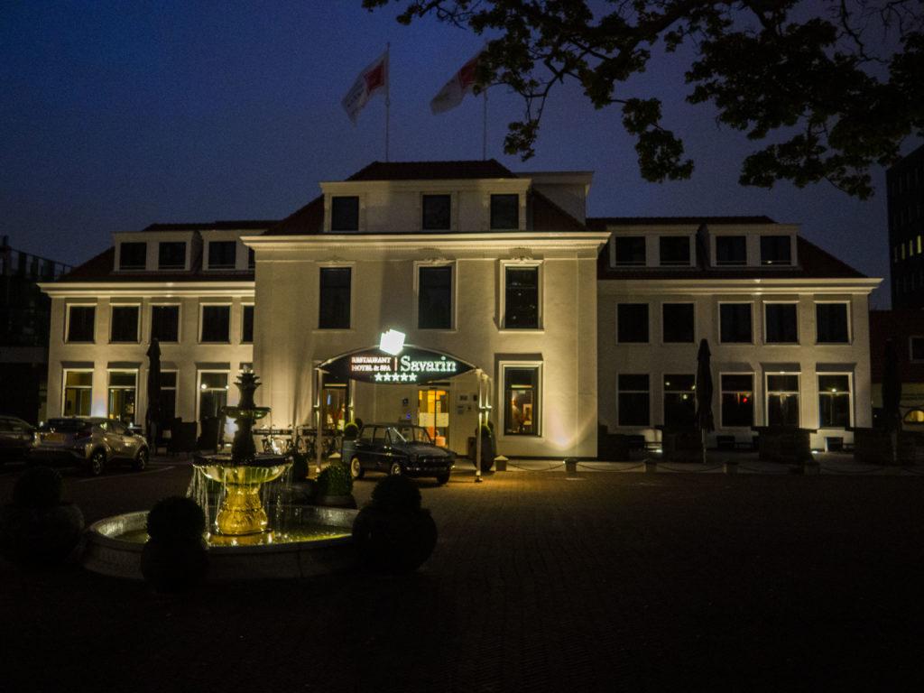 SAVARIN SPA HOTEL EN RESTAURANT