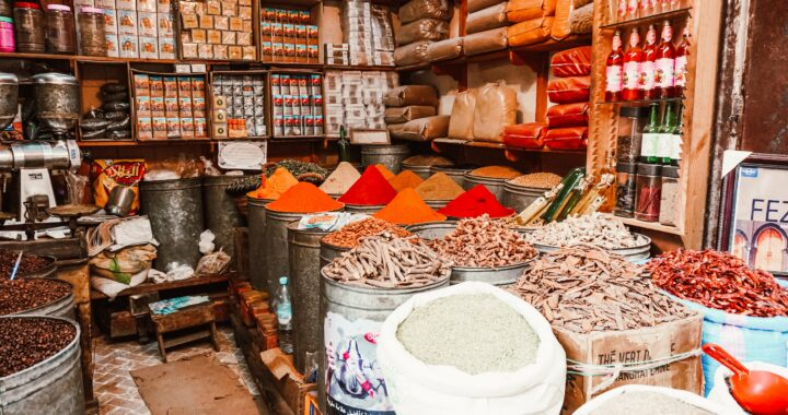 Een excursie door het geweldige Marokko
