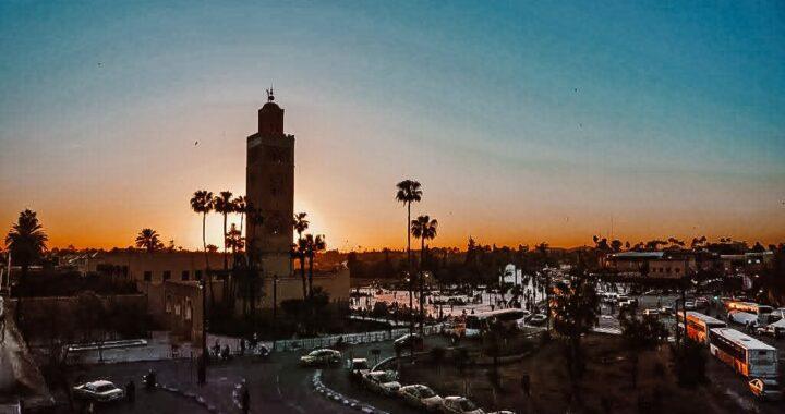 Marokko 25-27 maart 2015: De Kasbah Route, Ait Benhaddou en Marrakech