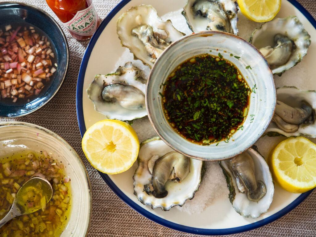 5 manieren om oesters te bereiden (en daarna lekker te slurpen)
