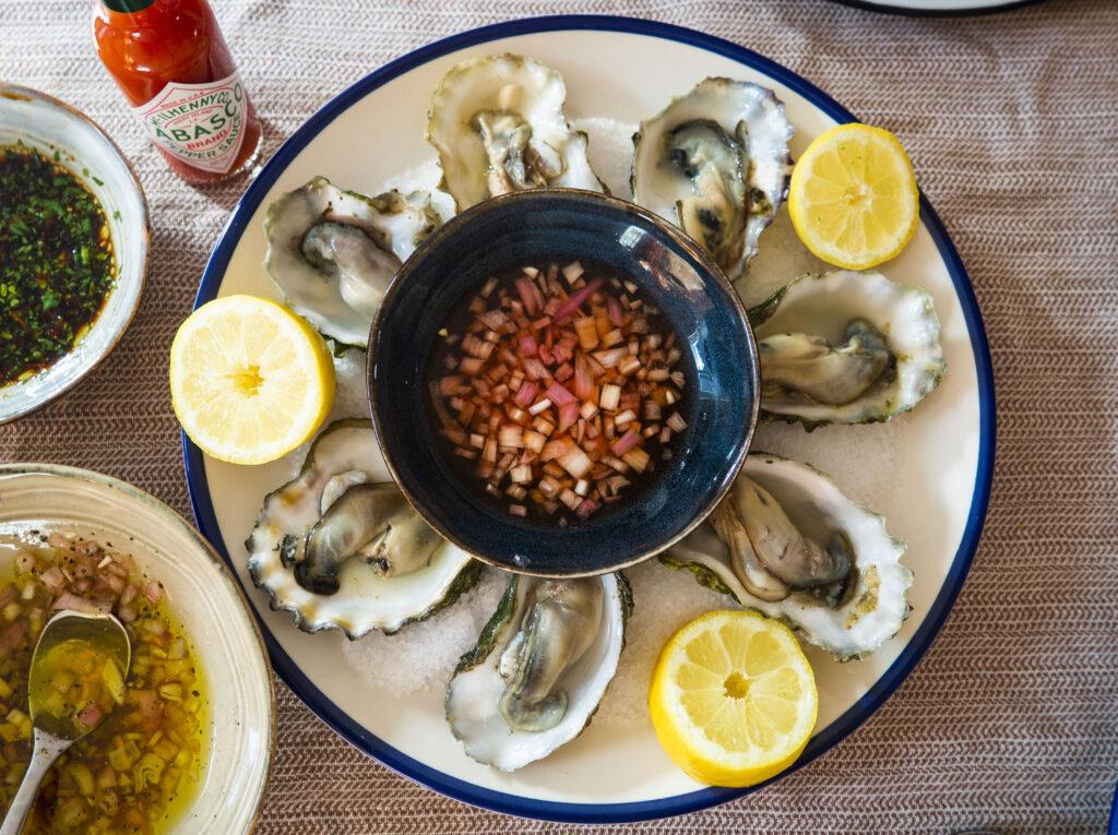 5 keer recept om oesters te bereiden