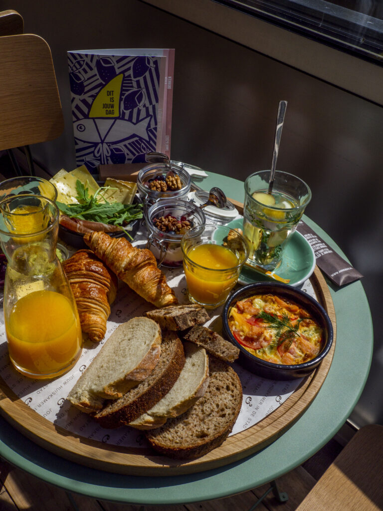 weekend in 's-Hertogenbosch: ontbijt