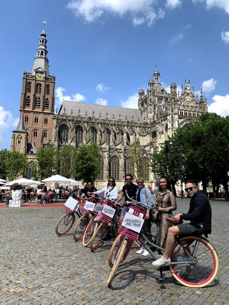 weekend in 's-Hertogenbosch: Den Bosch Bike Tours