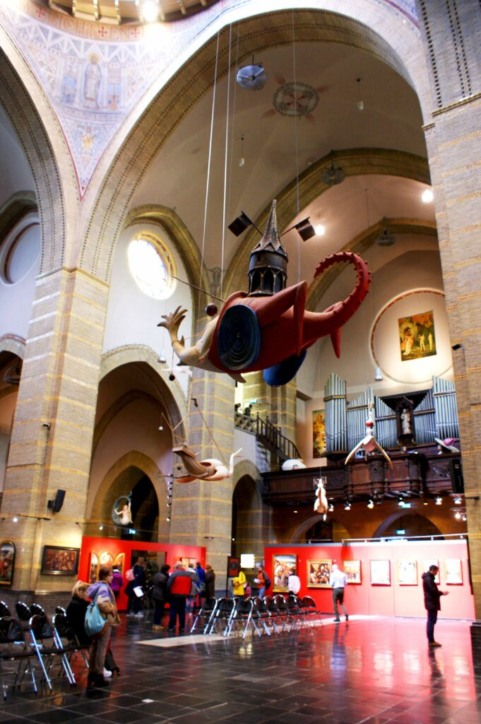 weekend in 's-Hertogenbosch: museum den bosch
