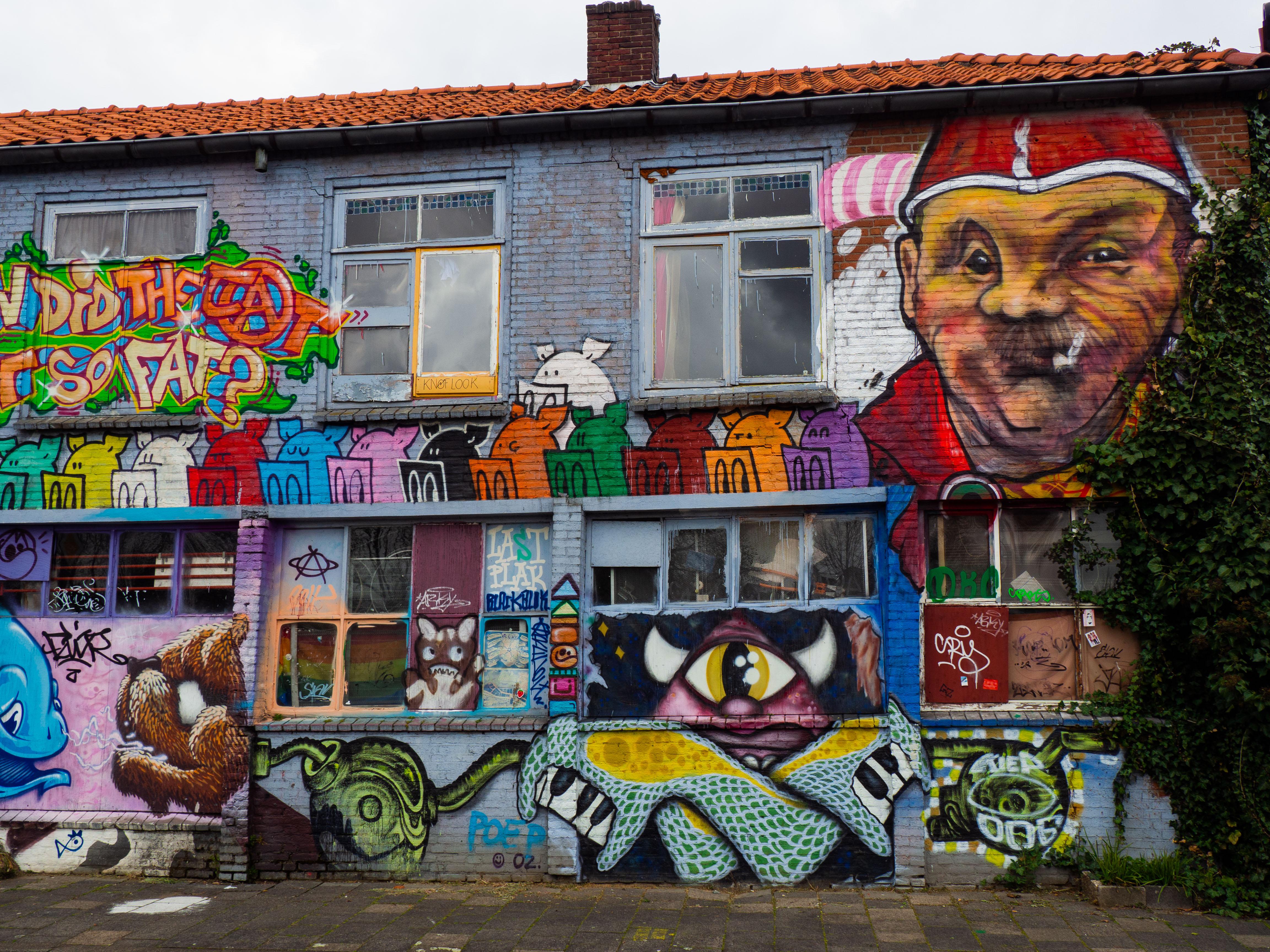 weekend in 's-Hertogenbosch: Tramkade Den Bosch